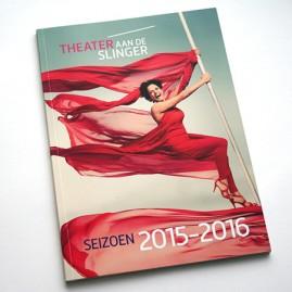 Theater brochure